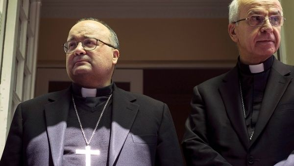 Archbishop Scicluna hospitalised in Chile