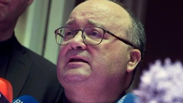 Archbishop Charles Scicluna undergoes gallbladder surgery in Chile