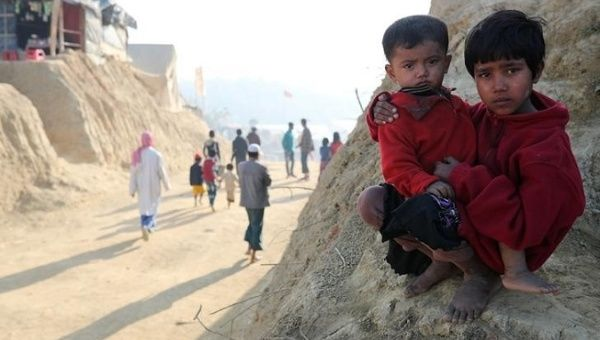Rohingya persecution, a effect of hate: Amnesty
