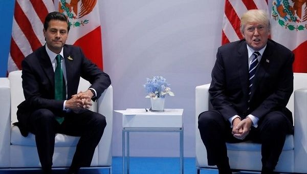 Mexican President Enrique Pena Nieto calls off Washington visit
