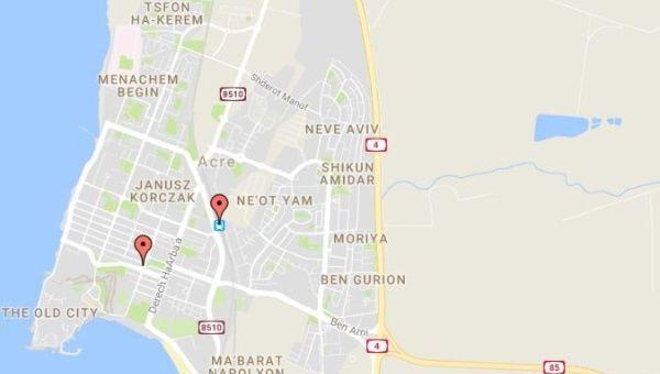 Israeli Arab motorist rams security men in north Israel and is shot