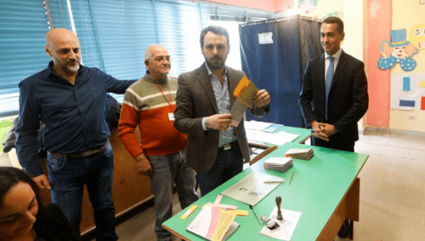 Italy's populists storm to centre stage in general elections