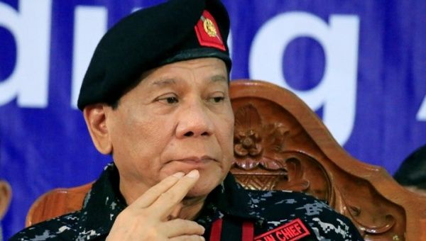 Philippines to Declare 600 Alleged Communists 'Terrorists'?