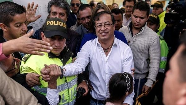 Peace deal backers suffer in Colombian congressional elections""
