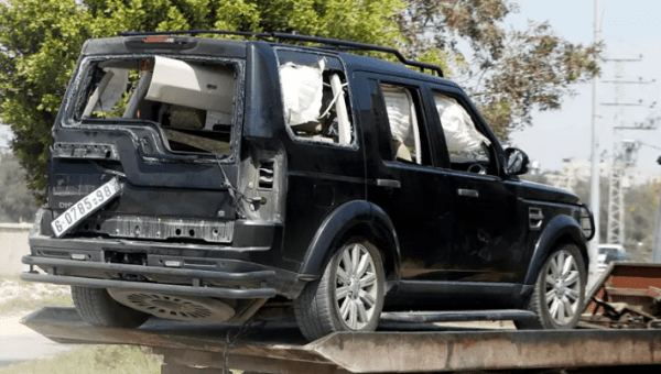 Gaza blast targets Palestinian PM Hamdallah's convoy