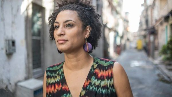 Outrage after black politician Marielle Franco shot dead