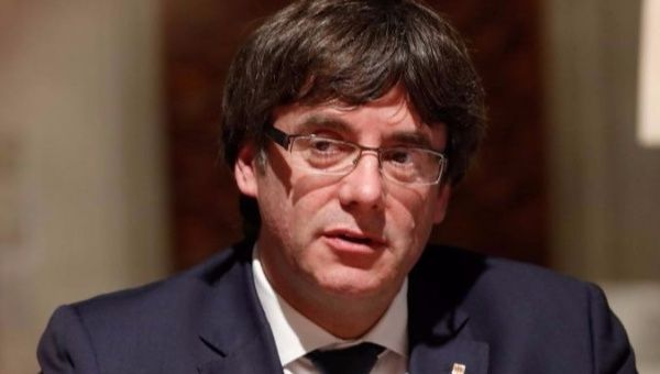 German prosecutors call for Puigdemont's extradition to Spain
