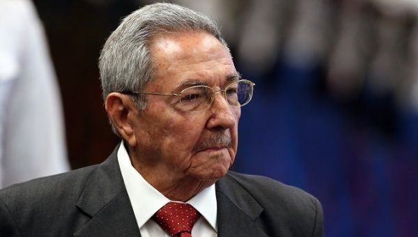 Cuba advances parliament session that will appoint Castro's successor