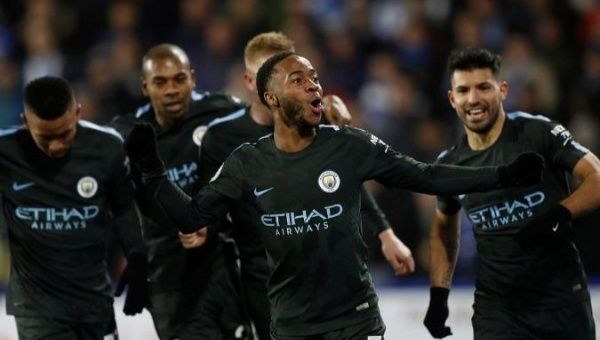 Manchester City are crowned the 2017/18 Premier League champions