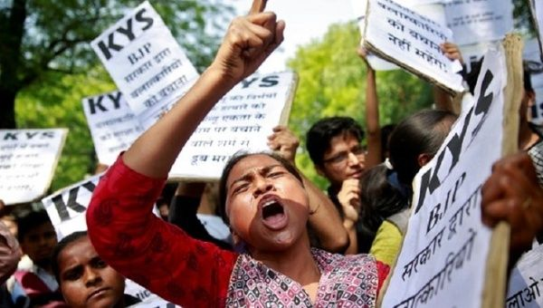 India adopts death penalty for rape of children