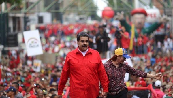 European Union warns Venezuela of further sanctions if democracy undermined