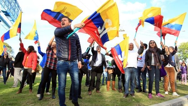 Ecuador to stop hosting Colombia-ELN peace talks