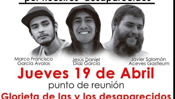 Students mistaken for rival cartel were dissolved in acid