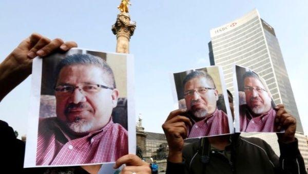 Mexico must identify mastermind in murder of Javier Valdez Cárdenas