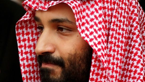 Saudi Crown Prince: Palestinians should accept peace plan or 'stop complaining'