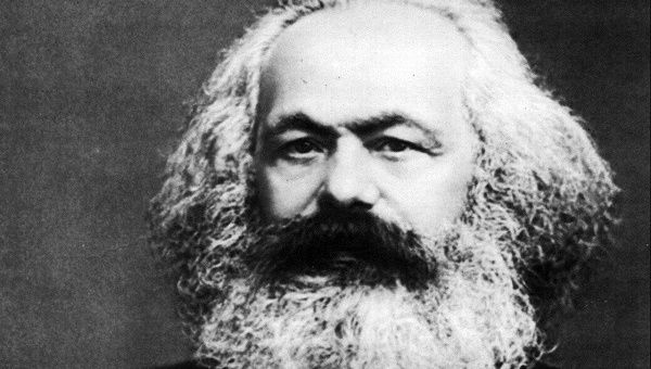 Marx's birthday commemorated with Chinese statue