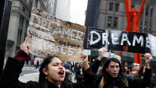 States file lawsuits to end DACA