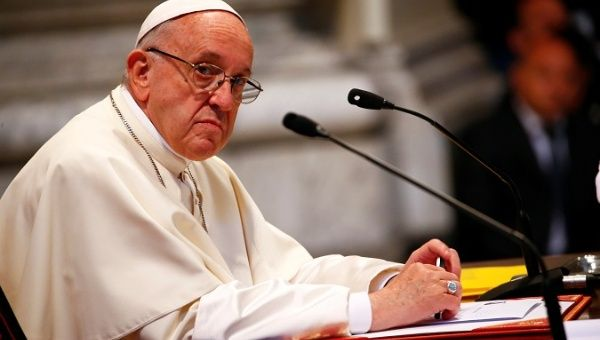 What Pope Francis said about Gaza killings, violence in middle