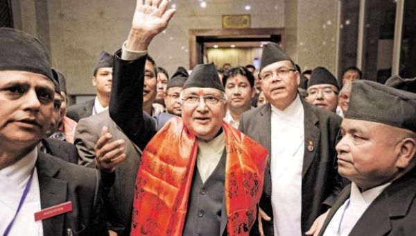 Nepal's two leading Communist parties merge