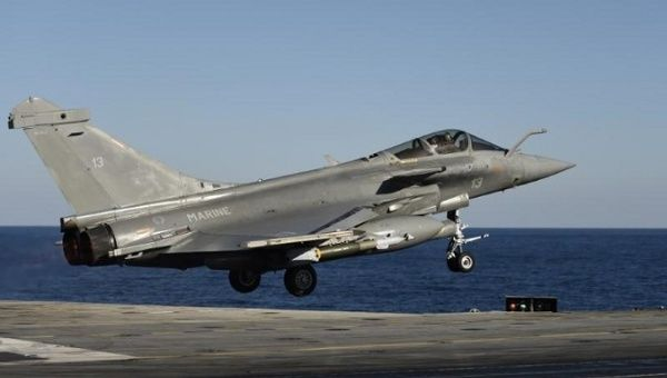 Syria says military airport hit by Israel
