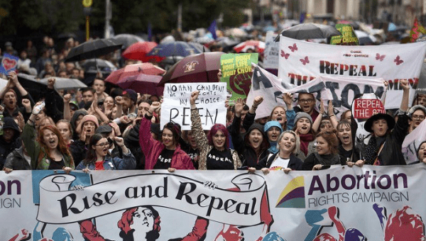 Irish PM hails a 'quiet revolution' after landslide referendum on abortion