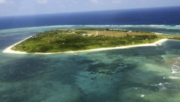 Mattis: U.S. will confront China on militarization of islands