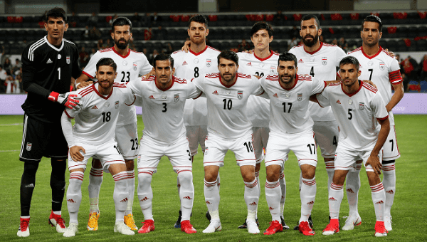 Iran angered by Nike football boot ban