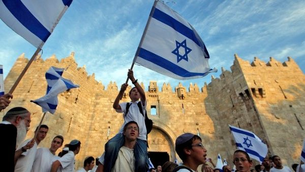 European Union  slams Israel's legislation of a Jewish 'nation