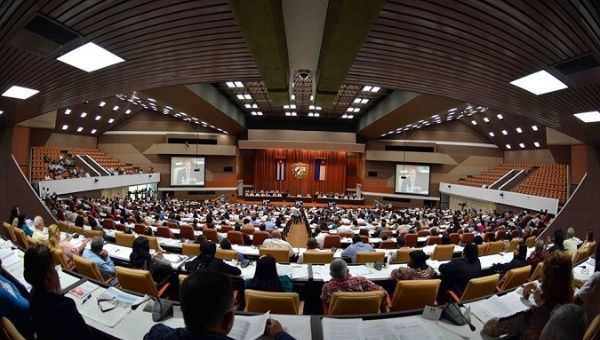 Cuba: National Assembly Approves New Constitutional Draft