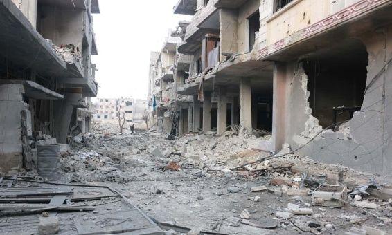 Potencias occidentales buscarían atacar con el proceso de paz en Siria.