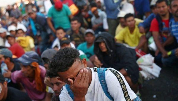 Second Migrant Caravan Nears Mexico in Wake of Honduran Exodus