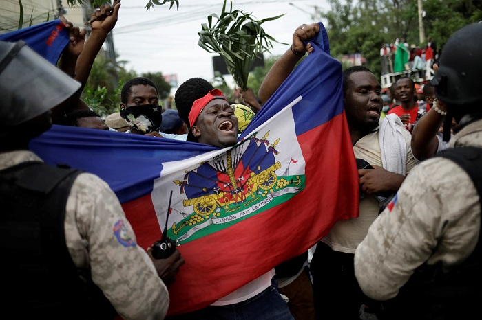 La crisis en Haití alcanza nuevas dimensiones