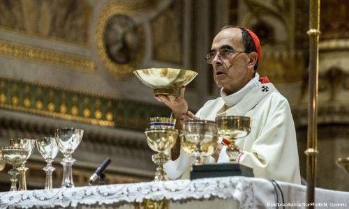 Enjuician a un cardenal