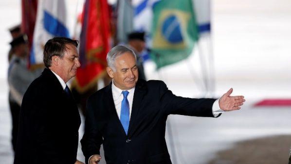 Brasil abre oficina diplomática en Jerusalén, funcionará como parte de la Embajada