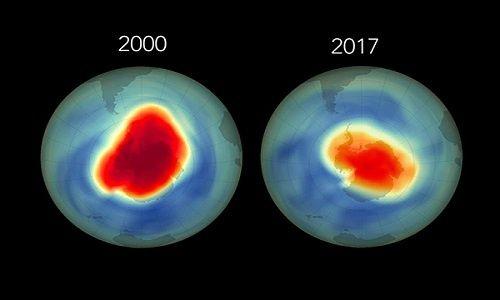 Deterioro de la capa de ozono, aún sin resolver, opina experto