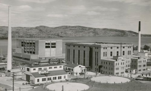 Chalk River Laboratories