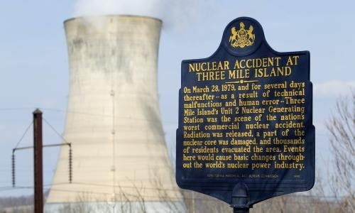 Three Mile Island