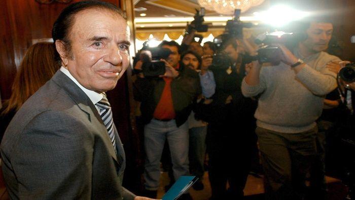 Corte Suprema de Argentina decide futuro del expresidente Menem