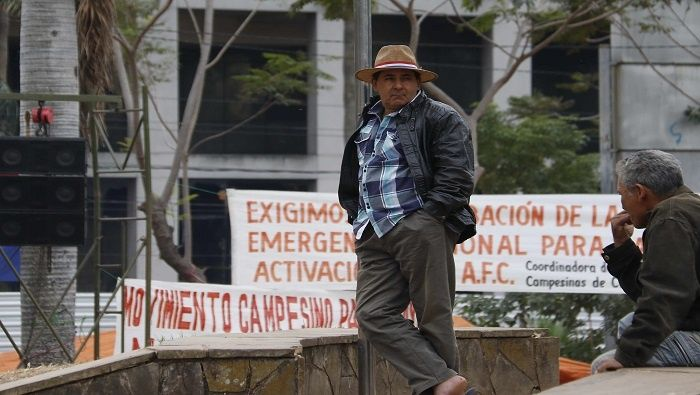 MAG llevó propuesta al Frente Guasu — Crisis campesina