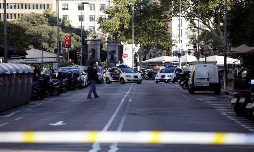 Mueren 13 en ataque en Barcelona; caen 2