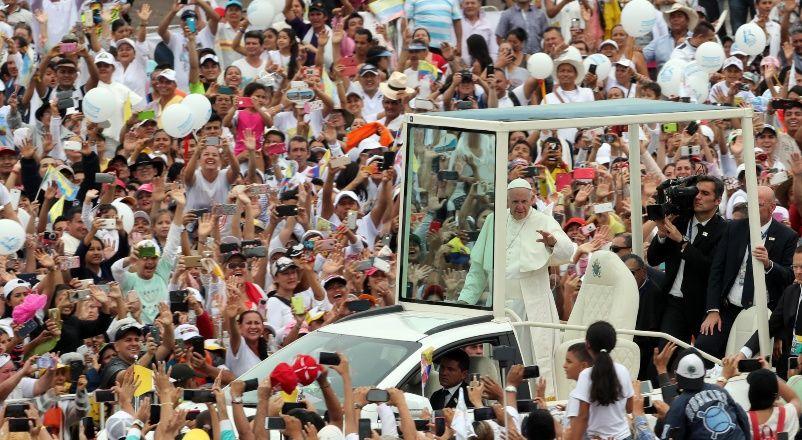 Dos religiosos colombianos fueron proclamados beatos por el papa Francisco