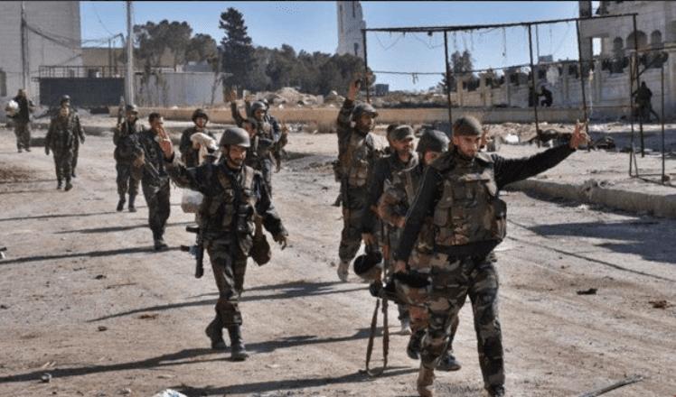 Rusia anuncia la mayor victoria sobre Daesh en territorio sirio