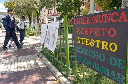 Chile entregará dúplica por litigio marítimo con Bolivia el 15 de septiembre