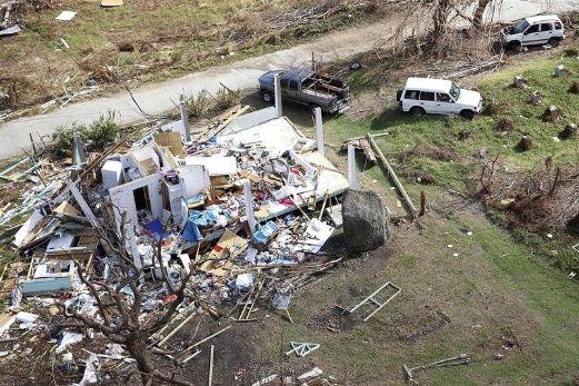 El huracán Irma avanza rumbo a Puerto Rico y Dominicana