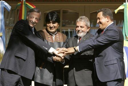 Recordaron al expresidente Néstor Kirchner, al cumplirse siete años de su fallecimiento