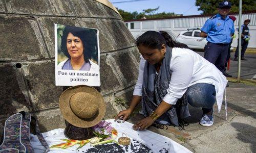 Funcionarios estuvieron involucrados en el asesinato de Cáceres