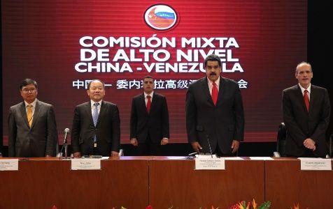 China y Venezuela expanden acuerdos bilaterales económicos