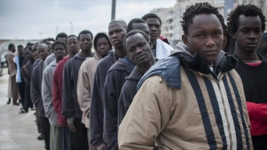 ONU condena supuesta subasta de esclavos en Libia