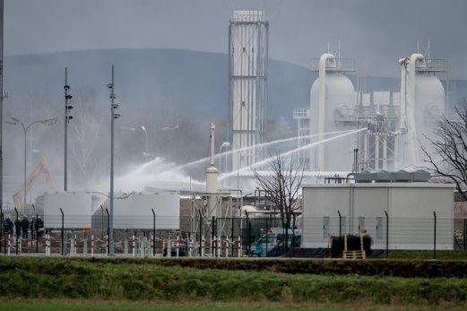 Explosión en estación de gas deja un muerto en Austria