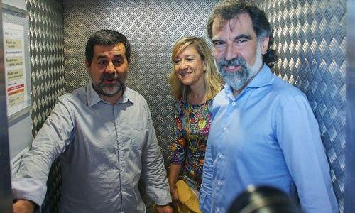 Exvicepresidente catalán pide salir de la cárcel para asistir al Parlamento
